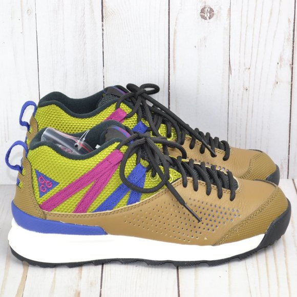 gusto Respetuoso ventajoso  Nike ACG Shoes   Nike Okwahn Ii Hiking Boots Sz Men 4 Women 6   Poshmark